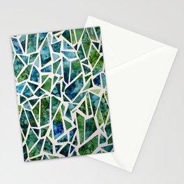 Coastal Mosaic  Stationery Cards