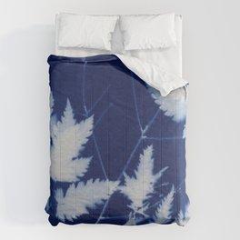 Cyanotype No. 2 Comforters