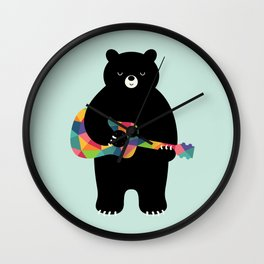 Happy Song Wall Clock