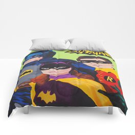 Bat Trio 66 Comforters