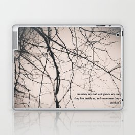 monsters + ghosts Laptop & iPad Skin