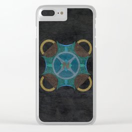buckle Clear iPhone Case