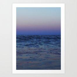 Montauk Sunset - Vertical Art Print
