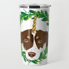 Bullett the Unicorn Travel Mug