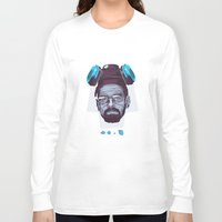 breaking Long Sleeve T-shirts featuring BREAKING BAD by Mike Wrobel