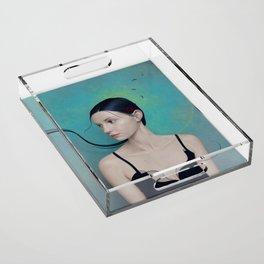 468 Acrylic Tray