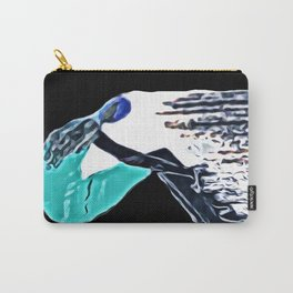In thought  (Number 02) Carry-All Pouch