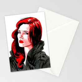 Mysterious Stationery Cards