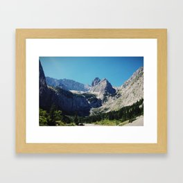 Grand Valley Framed Art Print