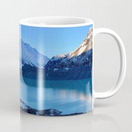 Tasman Glacier Valley Coffee Mug