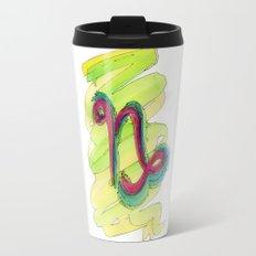 Capricorn Flow Travel Mug