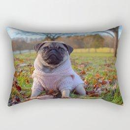 Dog by Ashleigh Robertson Rectangular Pillow