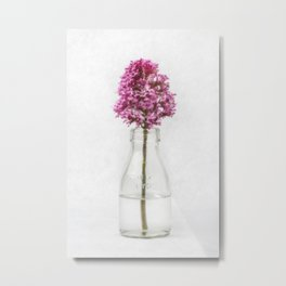 Tiny Vase Metal Print