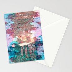 Lunar Arboretum Stationery Cards