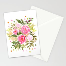Nicola Bouquet Stationery Cards