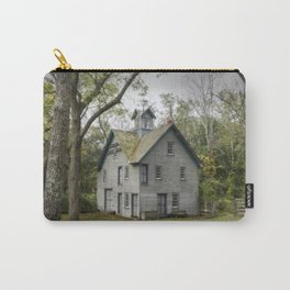 Blue Carriage House Carry-All Pouch