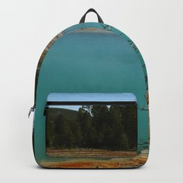Amazing Hot Spring Colors Backpack