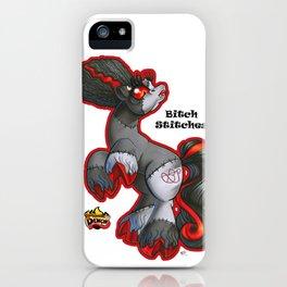 Bitch Stitches iPhone Case