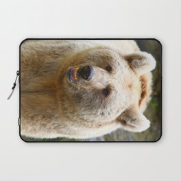 Syrian Brown Bear Laptop Sleeve
