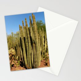 Organpipe Cactus Stationery Cards