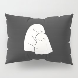 Ghost Hug - Soulmates Pillow Sham