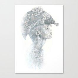 The Dreamers Romance Canvas Print