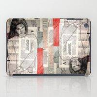 lana iPad Cases featuring LANA by Aidan Reece Cawrey