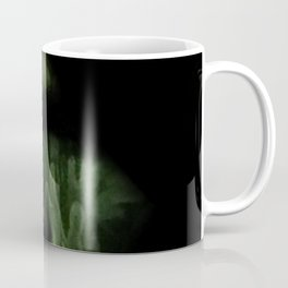 A Face In Time Coffee Mug