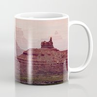 geology Mugs featuring Valley of The Gods by Helix Games Media