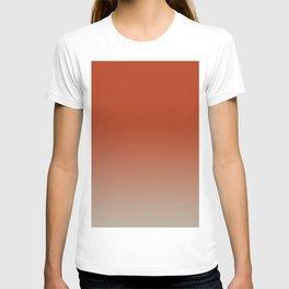 Color Fade, Ombre, Background Color Change T-shirt
