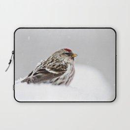 Winter Bird Laptop Sleeve