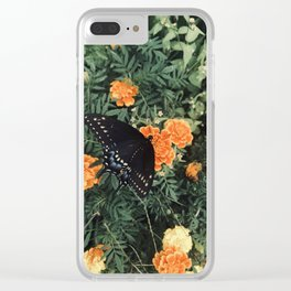 New Space Clear iPhone Case