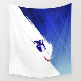 Powder to the People Wall Tapestry