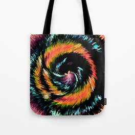 Every Day With You Is Colorful - Whirlwind Romance  Tote Bag