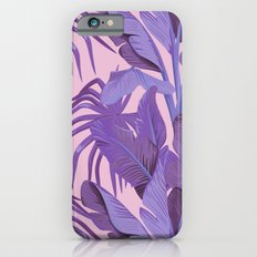 Tropical '17 - Starling [Banana Leaves] iPhone 6s Slim Case