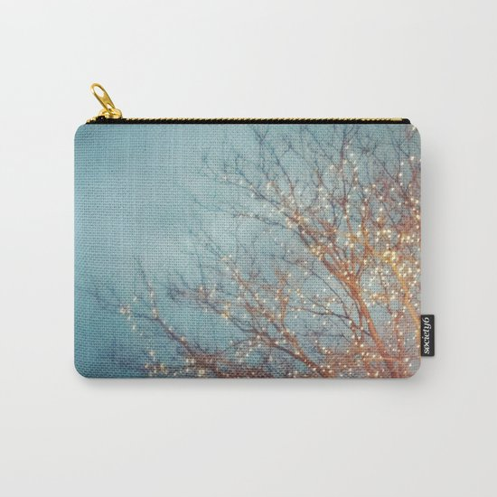 December Lights Carry-All Pouch