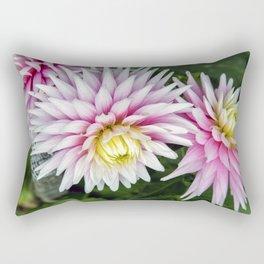 Dahlia / In The Garden / 11 Rectangular Pillow
