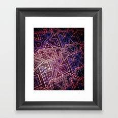 arcade (variant) Framed Art Print