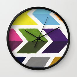 Blink and You'll Miss it Wall Clock