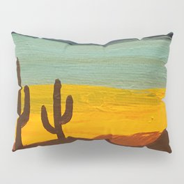 Saguaro Sunset Pillow Sham