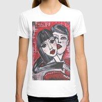 xoxo T-shirts featuring XOXO by sladja