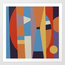 Abstract I Art Print