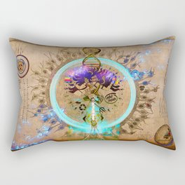 GODDESS OF PROCESSING (The American Gods Collection) Rectangular Pillow