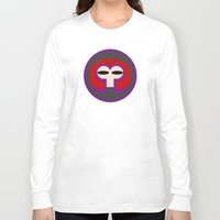 magneto Long Sleeve T-shirts featuring Magneto by Oblivion Creative