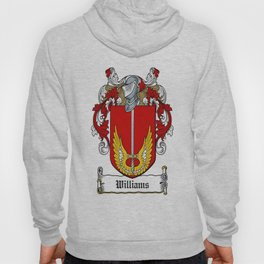 Family Crest - Williams - Coat of Arms Hoody