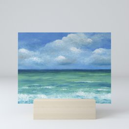 Sea View 273 ocean Mini Art Print