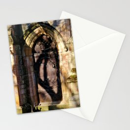 West door Stationery Cards