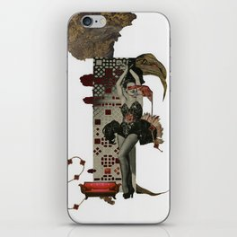 Red Velvet iPhone Skin