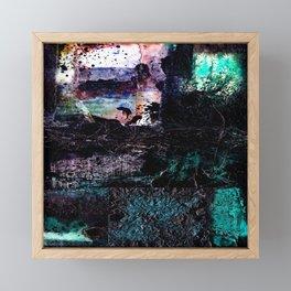 Encounters 32a by Kathy Morton Stanion Framed Mini Art Print