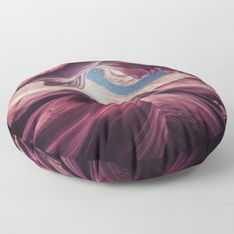 nature flowing Floor Pillow